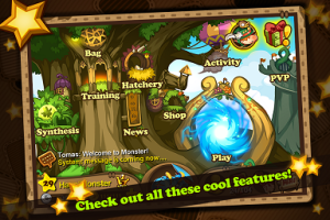 Haypi Monster MOD APK Terbaru Februari 2016 screenshot 2