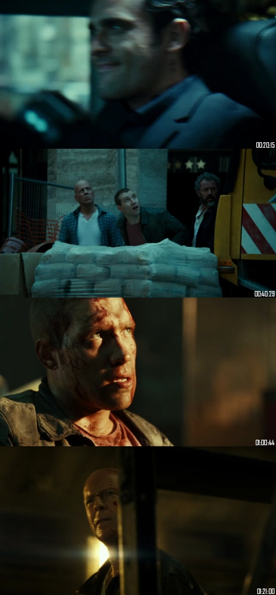 A Good Day to Die Hard 2013 BRRip 720p 480p Dual Audio Hindi English Full Movie Download