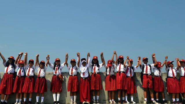 Sri Mulyani Curhat Pendidikan Masih Jadi Persoalan di Indonesia