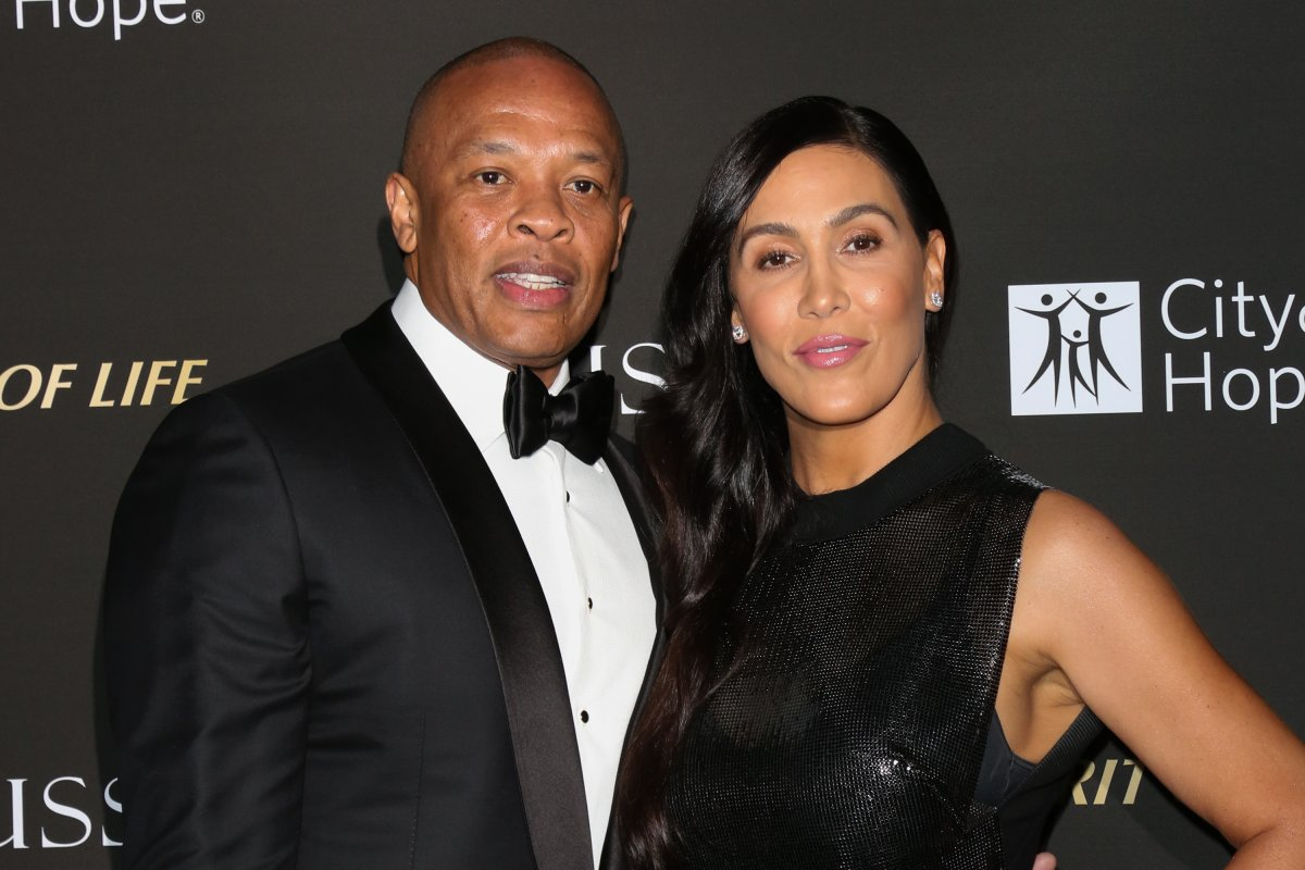 Dr Dre's Wife Nicole Young Drops Explosive Details As Divorce Opens Can Of Worms