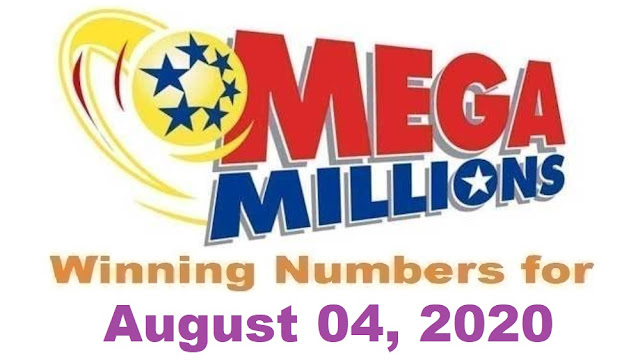 Mega Millions Winning Numbers for Tuesday, August 04, 2020