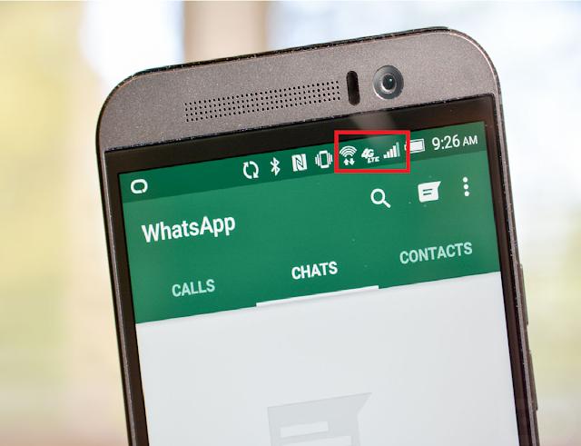 Periksa Koneksi Internet Agar Pesan WhatsApp Tidak Masuk