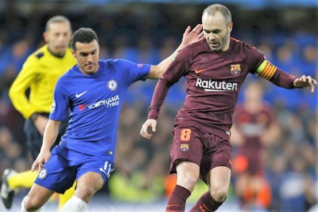 Prediksi Barcelona vs Chelsea Liga Champions