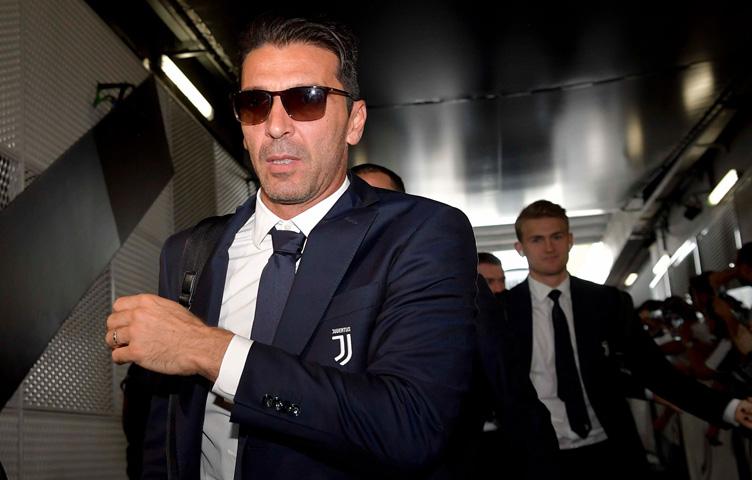 """Buffon: """"Bitka za Scudetto"""""""