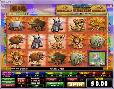 Enjoy Las Vegas On The Go With The Big 5 Slot Machine