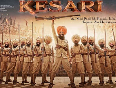 Kesari Full Movie Download in 720P / 360P / 240P HD MP4 BlueRay and Full HD