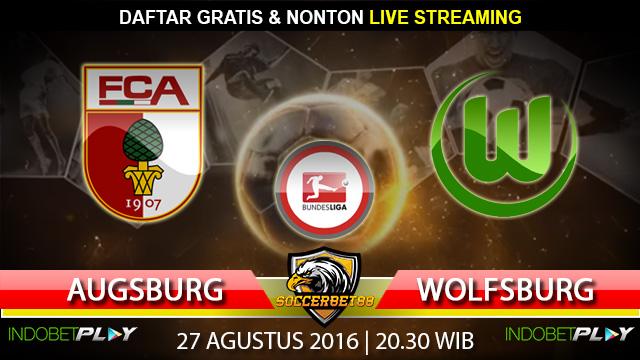 Prediksi Augsburg vs Wolfsburg 27 Agustus 2016 (Liga Jerman)