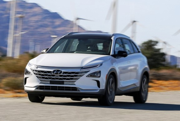 2019 Hyundai Nexo Price Calgary