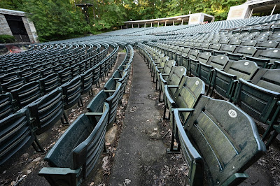 Carter Barron Amphitheater, Rock Creek Park, Washington DC - commercial property brokerage