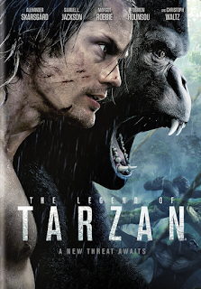 The Legend of Tarzan/La leyenda de Tarzán
