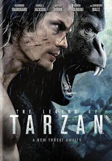 The Legend of Tarzan/La leyenda de Tarzán