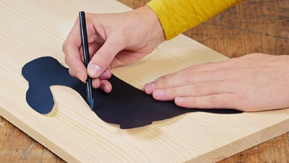 Manualidades diy como hacer un juguete de madera conejito - Hacer manualidades con madera ...