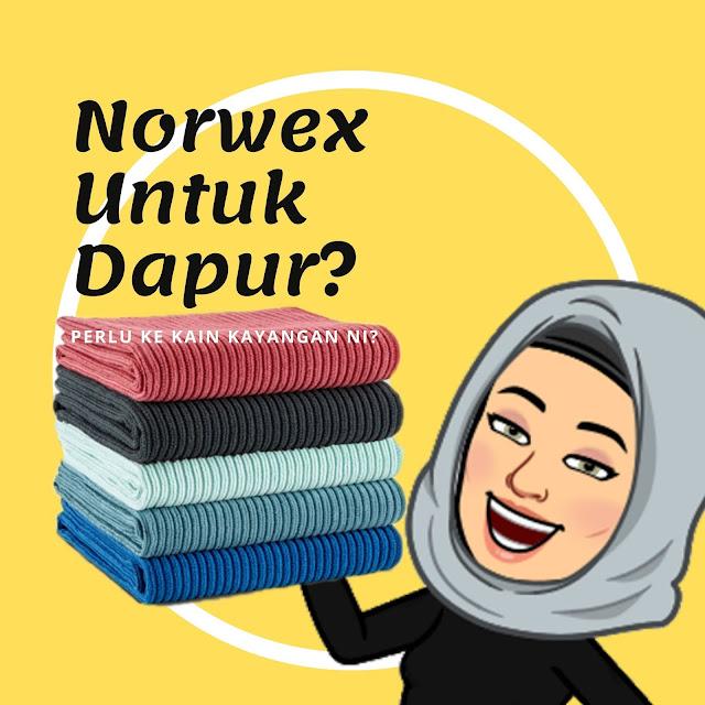Norwex Untuk Dapur