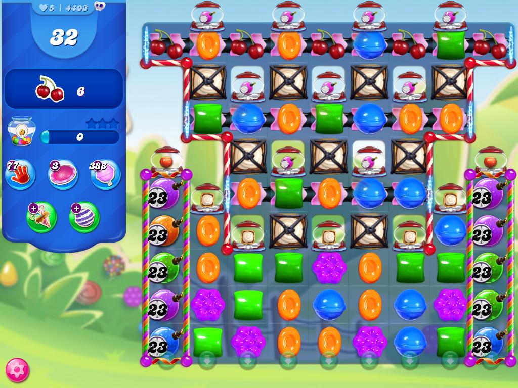 Candy Crush Saga level 4403