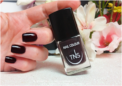 nails brown polish sweet temptation collection, polish, lipstick, rossetti , smalti unghie by tns cosmetics