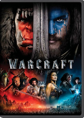 Warcraft: The Beginning [2016] [DVD R2] [PAL] [Castellano] [DVD9]