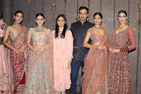 Models Unveiling Of Spring Summer 17 Collection by Shyamal and Bhumika ~  Exclusive 11.JPG