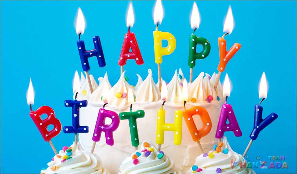Happy Birthday Cake With Name And Photo Edit Free