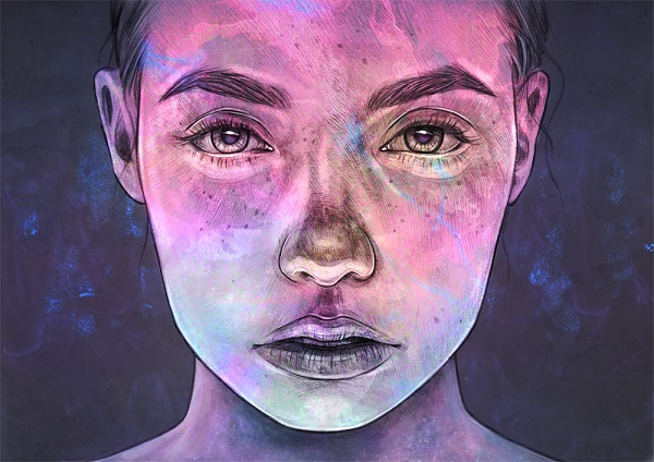 """Cosmic Child"" - Tomasz Mrozkiewicz 
