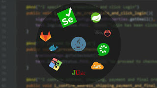 Automation Testing Masterclass - Java, Selenium and More