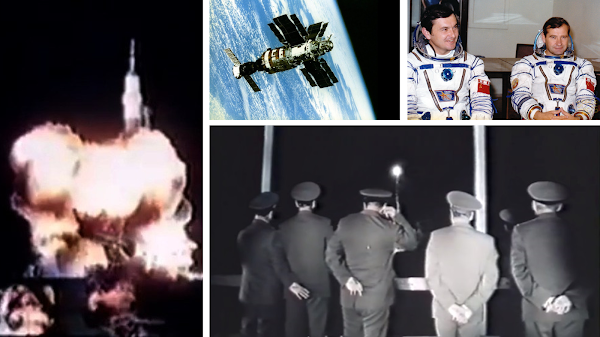 Soyuz T10-A: Six Seconds From Fiery Oblivion