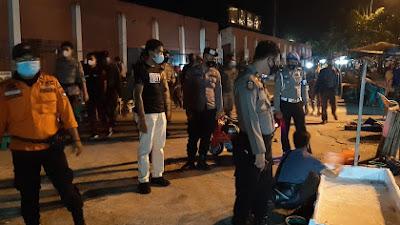 Meski Pertambahan Positif Covid-19 di Kampar Menurun, Tim Gabungan Terus Gencarkan Ops Justisi