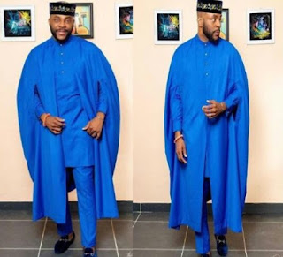 BBNaija2019: Rate Ebuka's Outfit For The First Eviction Night Of BBNaija 2019
