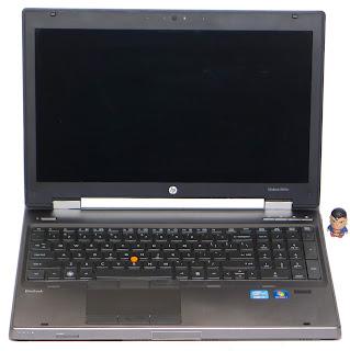 Laptop Design HP EliteBook Workstation 8560W Core i7