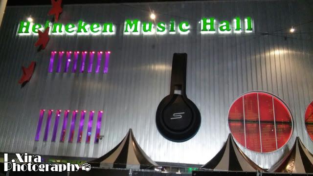 Heineken Music Hall - TOP100 DjMag