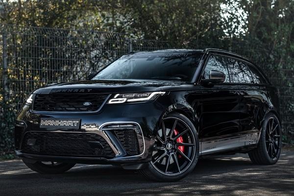 Range Rover Velar preparado por Manhart
