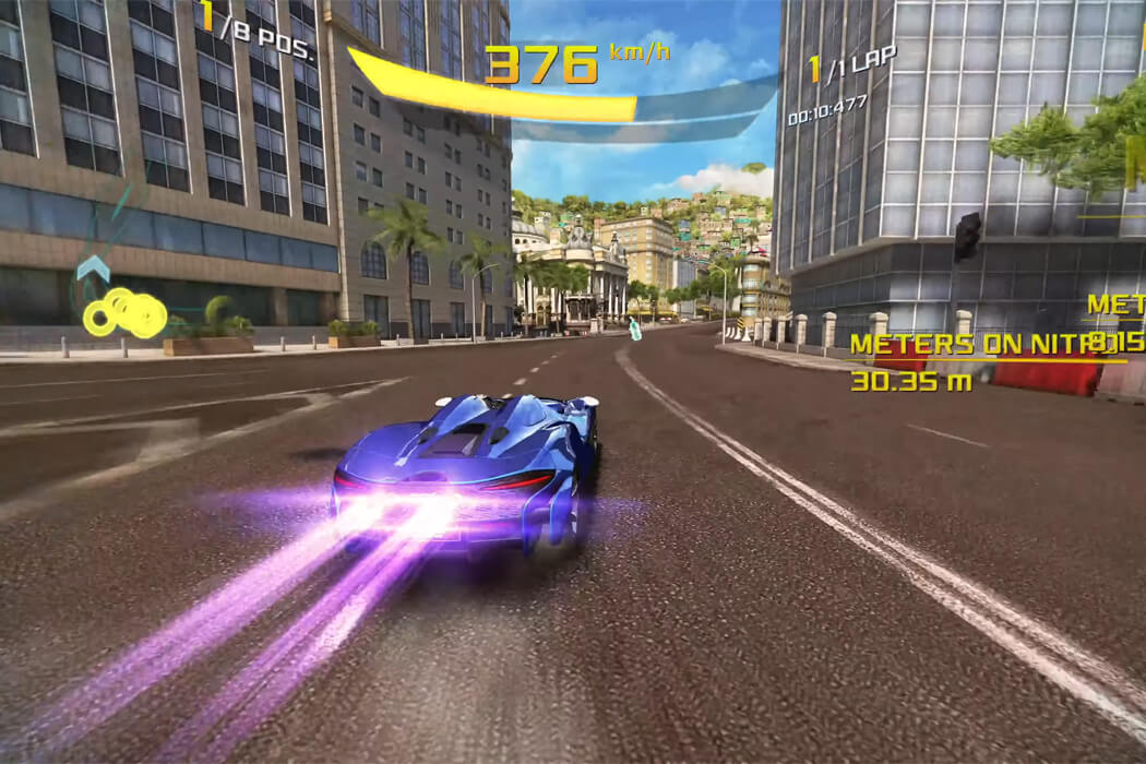 تحميل لعبة اسفلت 8 للكمبيوتر مجانا ويندوز 7