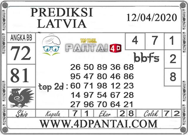 PREDIKSI TOGEL LATVIA PANTAI4D 12 APRIL 2020