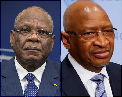 BREAKING: President And Prime Minister of Mali Arrested