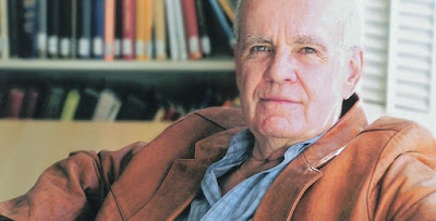 With Cormac McCarthy you end up admiring the villain
