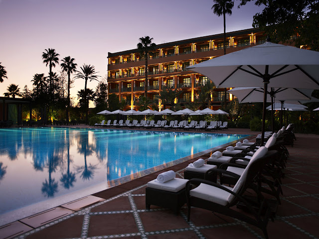 La Mamounia Legendary palace hotel in Marrakesh to close for renovation