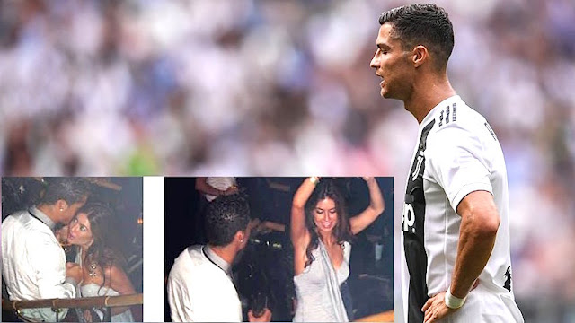 "Cristiano Ronaldo denies rape allegations by American Woman,She says ""Ronlado Raped me"""