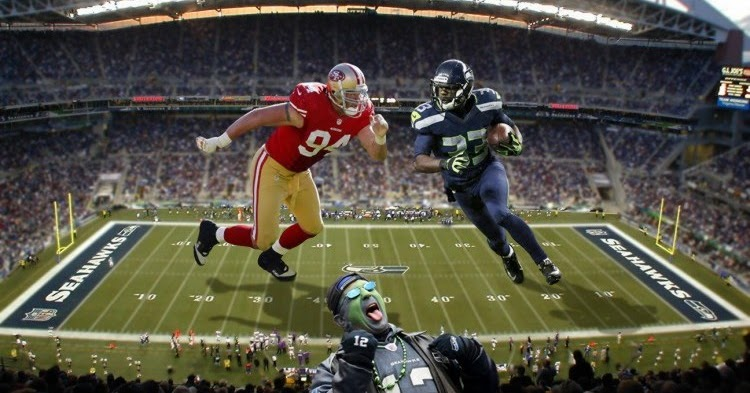 TD NFL: The NFL's best rivalry: 49ers vs Seahawks game preview