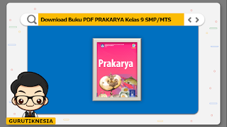 download ebook pdf buku digital prakarya kelas 9 smp/mts