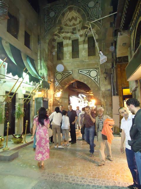 Gran-Bazar-de-Khan-el-Khalili