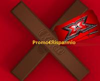 Logo Concorso KitKat XFactor: vinci coppie biglietti per la finale