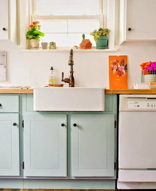 Kitchen Cabinet Color Palettes picture