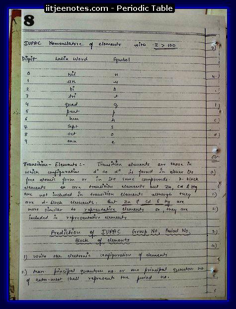 Periodic Table8
