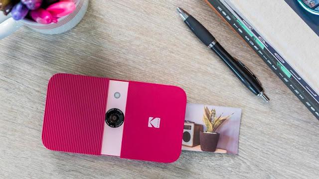 7. Kodak Smile Instant Camera