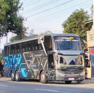 Sewa Bus Pariwisata UHD