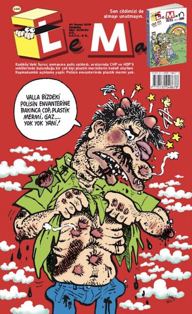 LeMan Dergisi | 24 Temmuz 2019 Kapağı