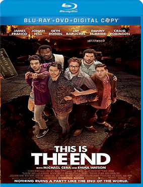 This is the End (2013) BluRay Rip XViD Watch Movie Online Free