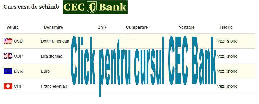 Click pentru cursul CEC Bank