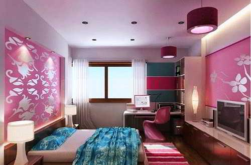 40 warna cat kamar tidur utama minimalis sempit kecil mungil