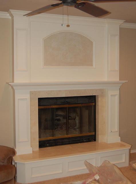 Brick Laminate Picture Brick Fireplace Remodel