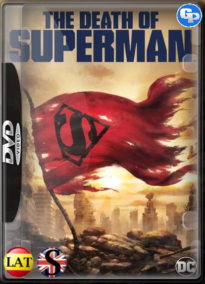 La Muerte De Superman (2018) DVD5 LATINO/INGLES